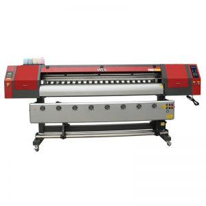 Cijena za tekstilnu štampaču od 1.8m digitalne boje srebra WER-EW1902