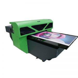 1800 A2 veličina novog dizajna tekstilnog stakla sa staklenim štampačem Štamparska mašina WER-D4880UV