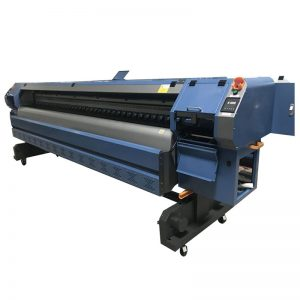 3.2m Konica 512i štampač glava digitalni vinil flex banner solventni štampač / ploter / mašina za štampanje WER-K3204I