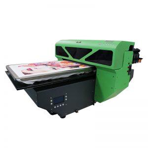 8-inčni dtg štampač visoke rezolucije za majicu jeftina majica štampač s flatbed majica štampač izrađen u porcelanu WER-D4880T