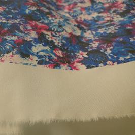 Digitalni tekstilni ispis uzorka 2 pomoću digitalnog tekstilnog štampača WER-EP7880T