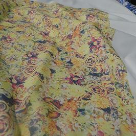 Digitalni tekstilni uzorak za štampu 3 pomoću digitalnog tekstilnog štampača A1 WER-EP6090T