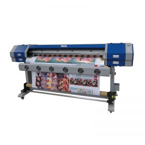 EW160 / EW160I velikog formata dva DX7 glavnog automatskog omotača sublimacionog papira