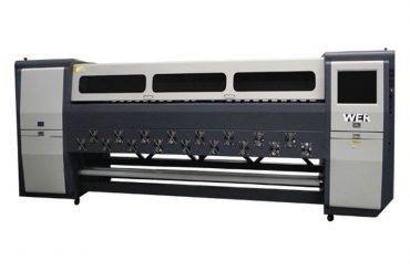 Dobar kvalitet K3404I / K3408I Solvent Printer 3.4m težak inkjet štampač