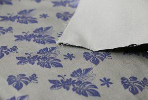 Uzorak za štampu od tekstila 2 pomoću digitalne tekstilne mašine za štampanje WER-EP7880T