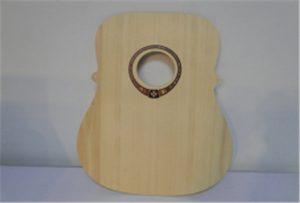 Uzorak za gitaru od uvlačenja A2 veličine WER-DD4290UV