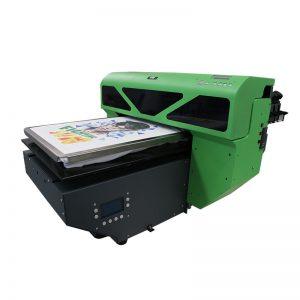 athena jet direktno na tekstilnu mašinu za štampanje majica štampa prilagođena mini A2 t shirt štampač WER-D4880T