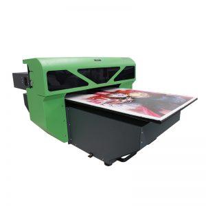 automatski inkjet štampač, prilagođena štamparska mašina T-shirt WER-D4880UV