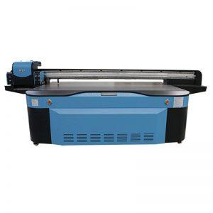 boja CMYK LCLM bijeli lak UV UV ravno štampač 3D WER-G2513UV