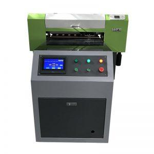 Direktno na odjeću Digitalna tekstilna tkanina Tkanina Mašina za štampanje T-shirt uv printer WER-ED6090T