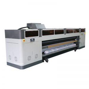 Visoka rezolucija brzog digitalnog inkjet štampača sa ricoh gen5 glava za štampu UV ploter WER-G-3200UV