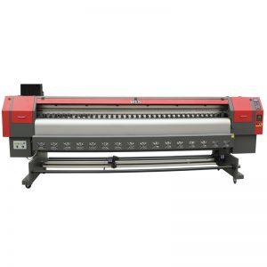 brzi 3,2 m solventni štampač, digitalni štampač flex banner mašine za štampanje WER-ES3202