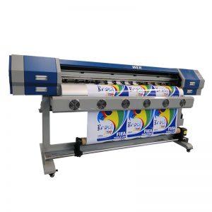 vruća model vinila personalizirana višebojna digitalna štamparska mašina WER-EW160